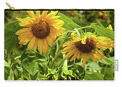 Sunflowers In Sunshine Carry-all Pouch