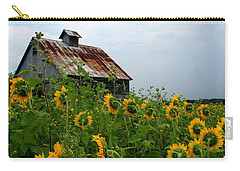 Sunflowers Rt 6 Carry-all Pouch