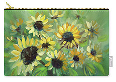 Sunflowers33 Carry-all Pouch
