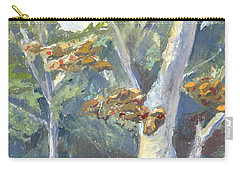 Sunlight And Sycamores Carry-all Pouch