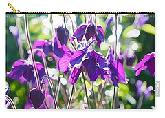 Carry-all Pouch featuring the photograph Sunlight  by Gabriella Weninger - David
