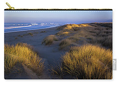 Sunlight On The Beach Grass Carry-all Pouch