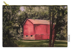 Sunlit Barn Carry-all Pouch