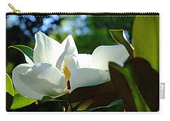 Sunlit Bloom Carry-all Pouch