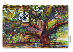 Sunlit Century Tree Carry-all Pouch