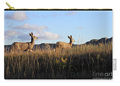 Sunlit Deer  Carry-all Pouch
