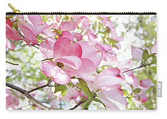 Sunlit Dogwood Blooms Carry-all Pouch