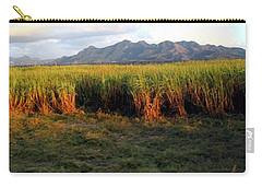Sunlit Fields In Cuba Carry-all Pouch