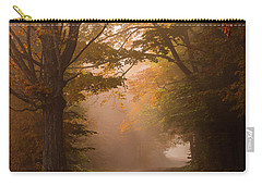 Serenity Of Fall Carry-all Pouch