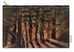 Sunlit Forest Carry-all Pouch
