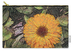 A Touch Of Sunshine Carry-all Pouch