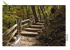 Sunlit Trail Carry-all Pouch