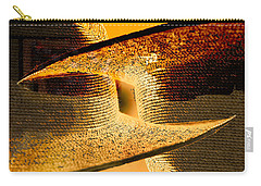 Sunlit Yellow Carry-all Pouch by Don Gradner
