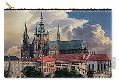Sunny Afternoon In Prague Carry-all Pouch