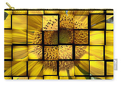 Carry-all Pouch featuring the photograph Sunny Composition by Christina Verdgeline