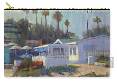 Sunny Day At Crystal Cove Carry-all Pouch