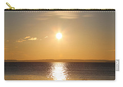 Sunny Day By The Oslo Fjords.  Carry-all Pouch