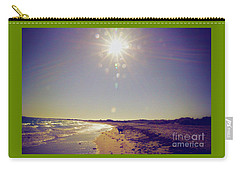 Sunny Day Carry-all Pouch by Cassandra Buckley