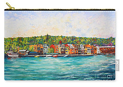 Summer In Skaneateles Ny Carry-all Pouch