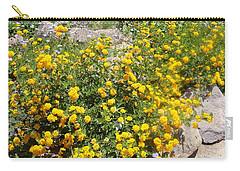 Sunny Garden Carry-all Pouch