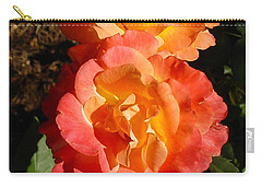 Sunny Roses Carry-all Pouch