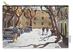 Sunny Street, Valledemossa Carry-all Pouch