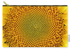 Sunny Swirl Carry-all Pouch