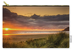Sunrays Over Manzanita Carry-all Pouch