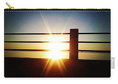 Sunrise @ The Battery Carry-all Pouch