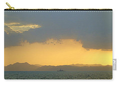 Sunrise After The Typhoon Carry-all Pouch