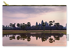Sunrise At Angkor Wat Carry-all Pouch