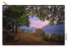 Sunrise At Beaver Rd  Carry-all Pouch