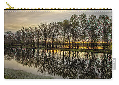 Sunrise At Brazos Carry-all Pouch