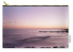 Carry-all Pouch featuring the photograph Sunrise At Busselton by Ivy Ho