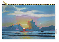 Sunrise At Cape Canaveral Beach Carry-all Pouch