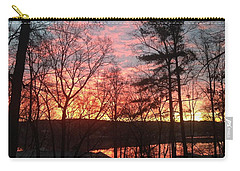 Sunrise At Carolina Trace Carry-all Pouch