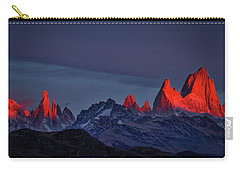 Sunrise At Fitz Roy #2 - Patagonia Carry-all Pouch