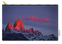 Sunrise At Fitz Roy #3 - Patagonia Carry-all Pouch