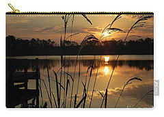 Sunrise At Grayton Beach Carry-all Pouch