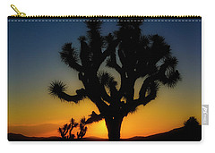 Sunrise At Joshua Carry-all Pouch