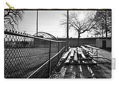 Carry-all Pouch featuring the photograph Sunrise At Lions Field by Jeanette O'Toole