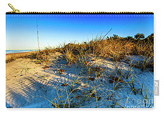 Dawn At Manasota Beach Carry-all Pouch