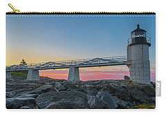 Sunrise At Marshall Point Carry-all Pouch