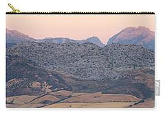 Sunrise At Mirador De Ronda Carry-all Pouch