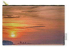 Sunrise At N. Myrtle  Carry-all Pouch