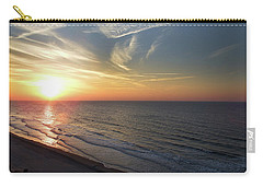 Sunrise At North  Myrtle Beach Carry-all Pouch