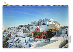 Sunrise At Oia Carry-all Pouch