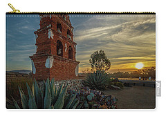 Sunrise At San Miguel Carry-all Pouch