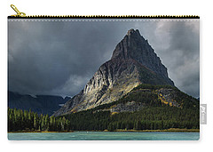 Sunrise At Swiftcurrent Lake Carry-all Pouch