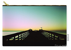 Sunrise At The Myrtle Beach State Park Pier In South Carolina Us Carry-all Pouch